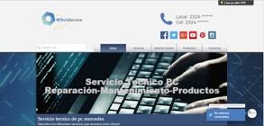 Web de Matías Moreno